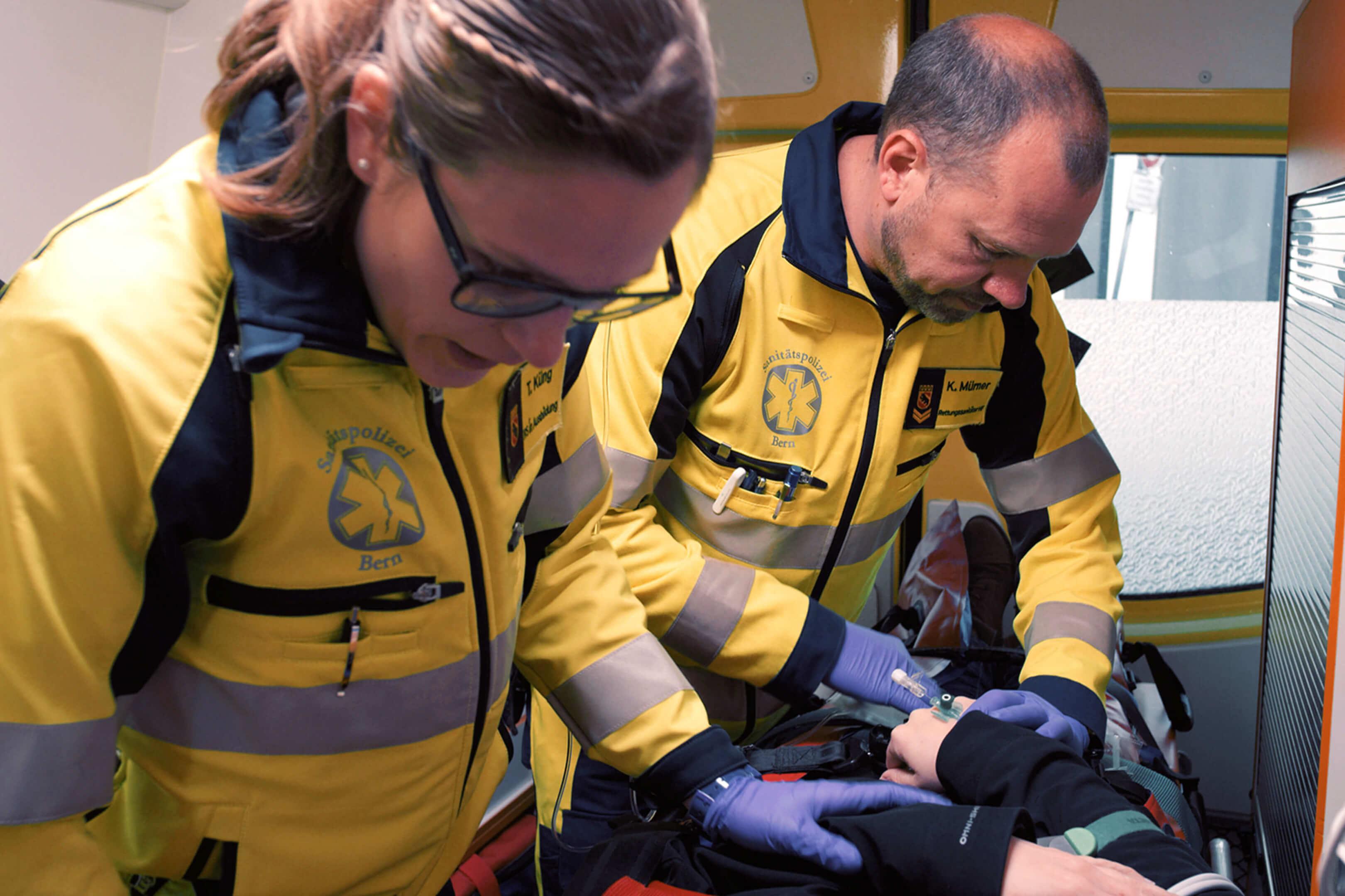 Rettungssanitäter_in HF