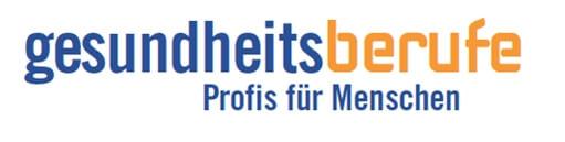 Logo Gesundheitsberufe